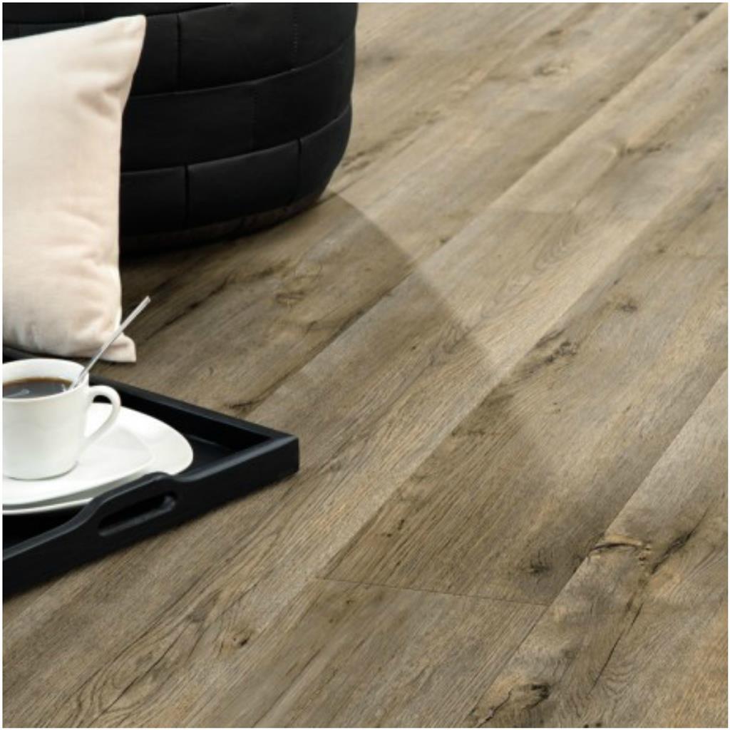 For A Floor That S Hard Wearing: IVC Divino Click Major Oak 53967P